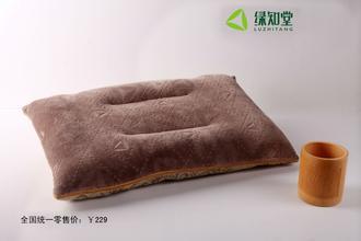 绿知堂竹业有限公司护颈枕成品广告视频
