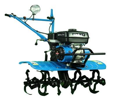 拖拉机带式旋耕机