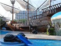 景区水上餐饮船优质厂家出售 景观装饰木船实力派厂家