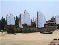 海盜工藝木船制造商 仿古戰船 帆船模型規格參考|振欣