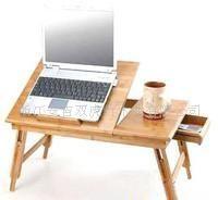 楠竹笔记本电脑桌