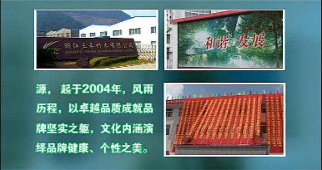 三禾竹木公司宣傳片