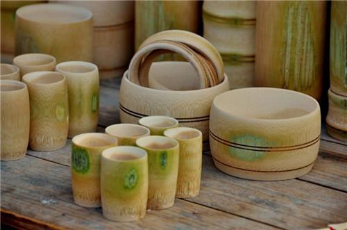 竹根老人像   竹子工艺品   产品释义:另类的人物头像,根雕艺术图片