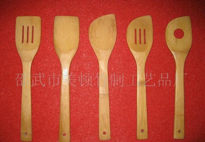 竹勺,竹制品,竹铲,环保产品,竹碗