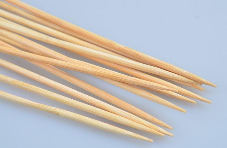 批发采购刀叉、勺、筷、签-天然竹制品烧烤竹签一次性竹签裸竹签散装厂家直销特价批发