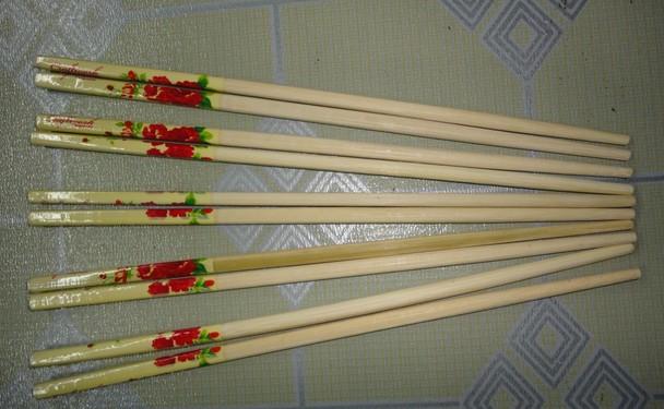 碳化筷子,印花竹筷,酒店竹筷,一次性筷子,厂家直销